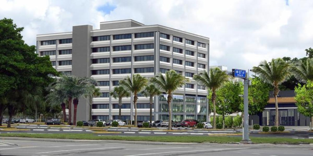 offices at doral square