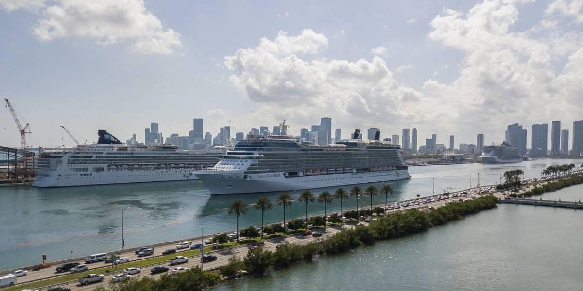 cruise ship port miami