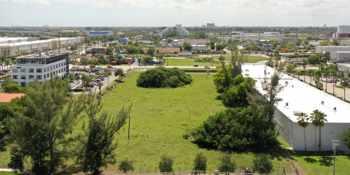 Doral Center Development Land